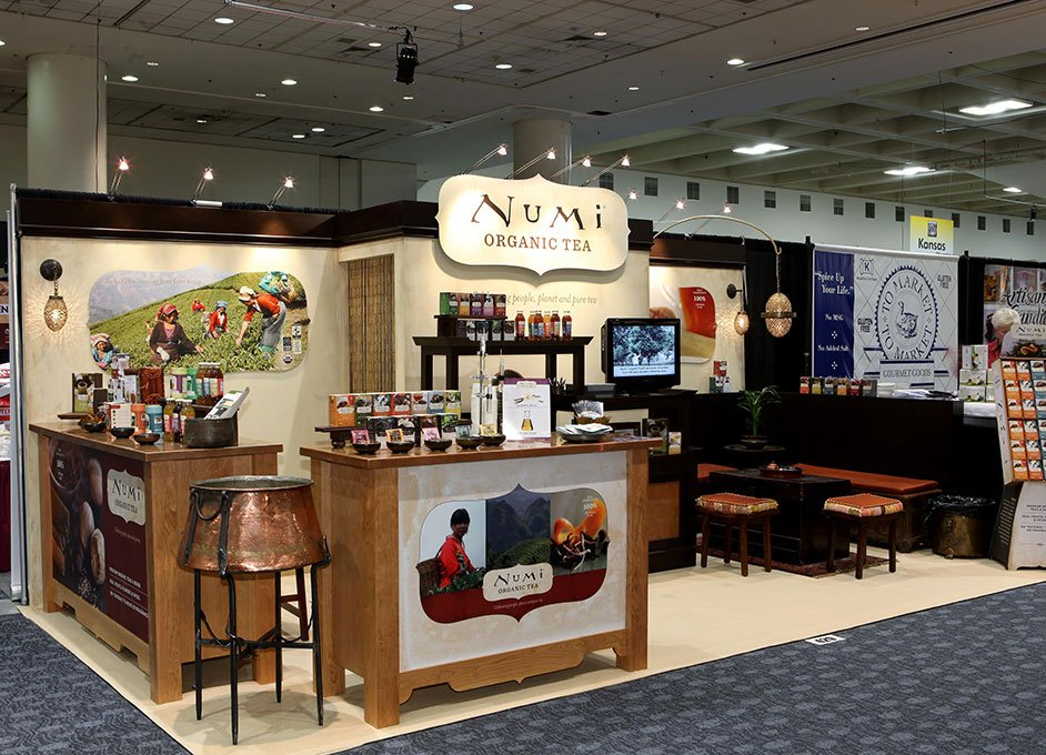 Exhibition Booth Usa : Effective trade show booth layouts